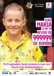 Hai să fii unul dintr-un milion de voluntari români !
