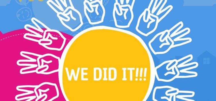 Peste 10 000 de giurgiuveni implicaţi în cea mai mare mişcare civică de Ziua  Curăţeniei Globale